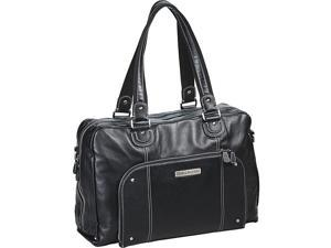 Clark & Mayfield Morrison Leather Laptop Handbag 18.4in.