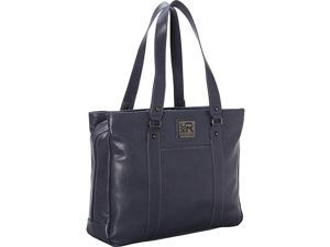 Kenneth Cole Reaction Hit a Triple Faux Leather Laptop Tote - EXCLUSIVE COLOR