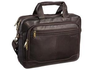 Samsonite Colombian Leather 15.6in. Laptop Toploader