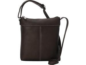 Le Donne Leather Back To Basics Crossbody