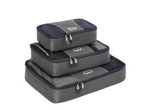 eBags Packing Cubes (3Pcs Set) - Titanium