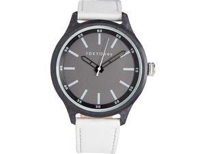 TOKYObay Specs Analog Grey Dial Unisex Watch T366-WH