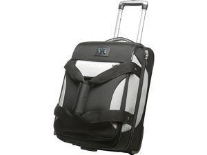 Denco Sports Luggage NCAA University of Hawaii 22'' Black Bottom Duffel