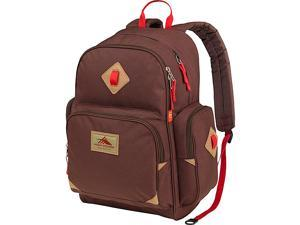 High Sierra Warren Backpack - Brown