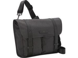 Victorinox Architecture Urban Lombard Mini Laptop Messenger with Tablet / eReader Pocket - Gray