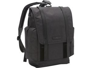 Victorinox Architecture Urban Escalades Flapover Laptop Backpack with Tablet / eReader Pocket - Gray