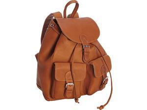 Claire Chase CC70-Saddle Travelers Backpack