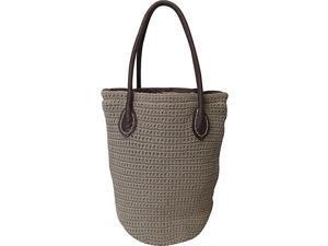 AmeriLeather Elettra Laundry Tote Bag