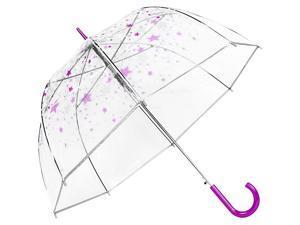 ShedRain Bubble Auto Stick Umbrella