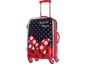 American Tourister Disney Minnie Mouse Hardside Spinner 21in.
