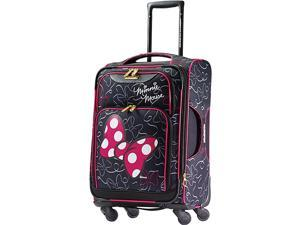 American Tourister Disney Minnie Mouse Softside Spinner 21in.