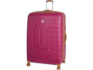 IT Luggage Duraliton New York 8 Wheel Spinner Hardside 32.7in.