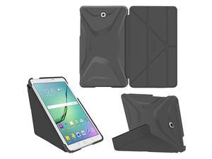rooCASE Samsung Galaxy Tab S2 9.7 Case - Origami Slim Shell Cover