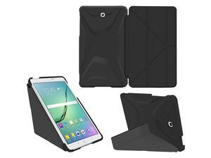 rooCASE Samsung Galaxy Tab S2 8.0 Case - Origami Slim Shell Cover
