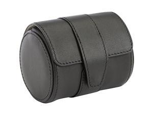 Royce Leather  Executive Travel Watch Roll with Suede Interior