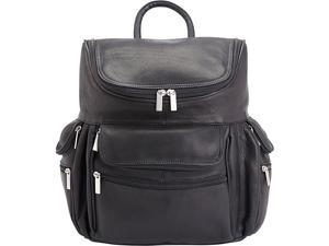 Royce Leather  Executive Colombian Leather 15in. Laptop Backpack