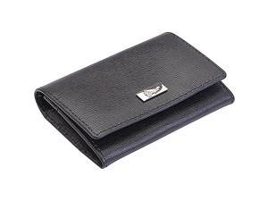 Royce Leather  RFID Blocking Leather Business Card Case