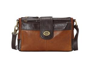 Tignanello Vintage Status Function Crossbody with RFID