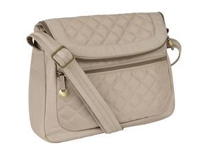 Travelon Anti-Theft Quilted Convertible Handbag with RFID Wallet