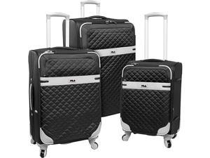 Fila Gabriella 3 Piece Luggage Set