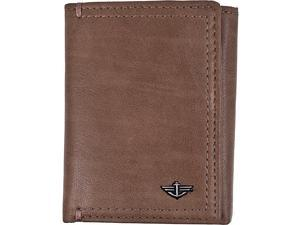 Dockers Wallets Trifold Wallet With Ornament