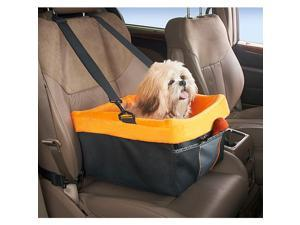 High Road Wag 'n Ride Doggie Sidecar Pet Booster Seat