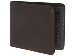 Access Denied Men?s RFID Blocking Wallet Leather Bifold Slim