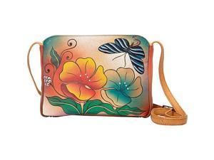 ANNA by Anuschka Hand Painted Shoulder Bag