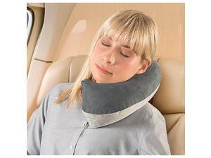 High Road Inflatable Microfiber Hedbed Travel Pillow