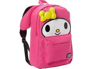 Loungefly My Melody Large Face Backpack