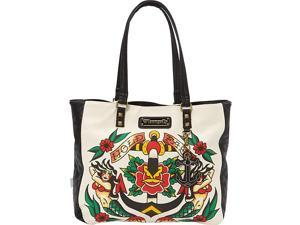 Loungefly Hold Fast Mermaid Tattoo Tote