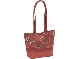 Donna Sharp Medium Patched Tote