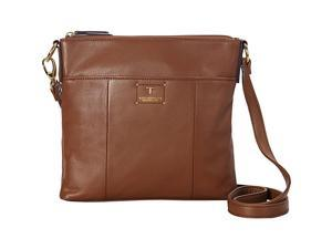 Tignanello Large Bella Smooth Leather Crossbody