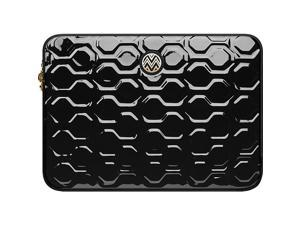 Macbeth Collection Avenue High Gloss Sleeve for Laptops Up to 15.6 Inches