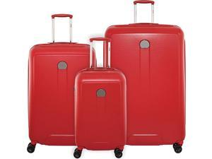 Delsey Embleme 3 Piece Polycarbonate Luggage Set