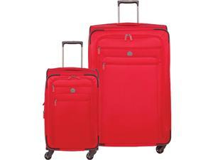 Delsey Helium Sky 2.0 21in.  Carry On and 29in. Spinner Luggage Set