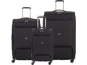 Delsey Chatillon 3 Piece Lightweight Spinner Luggage Set