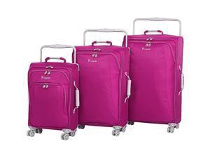 IT Luggage World's Lightest 8 Wheel 3 Piece Set