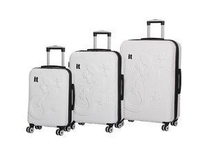 IT Luggage Lizard Hardside 8 Wheel 3 piece set