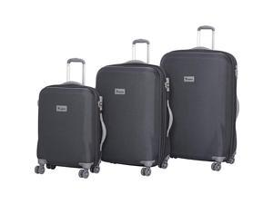 IT Luggage Ionian Classic 8 Wheel 3 Piece Set