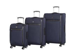 IT Luggage Grace Luxury Light-Weight 8 Wheel 3 Piece Set