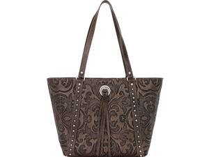American West Baroque Bucket Tote