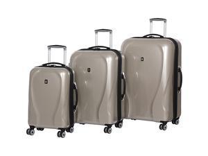 it luggage Corona Hardside 8 Wheel 3 Piece Set