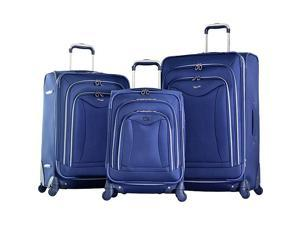 Olympia Luxe 3pc Luggage Set