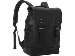 Kenneth Cole Reaction Sleek Computer Pack-er Colombian Leather Computer Backpack