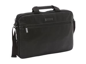 Kenneth Cole Reaction Port Term RFID Case Top Zip 17in. Computer Case