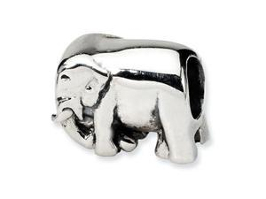 Reflections Sterling Silver Elephant Bead / Charm