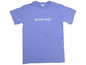 got cluster bombs? Men's Short Sleeve Shirt