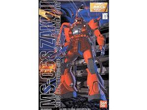 Gundam MG MS-06S Char's Zaku II Scale 1/100