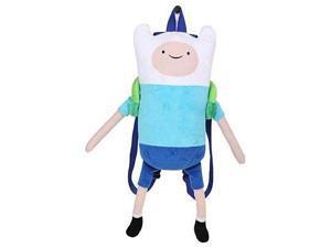 Adventure Time Finn Backpack Plush